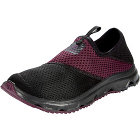 Salomon RX Moc 4.0 Shoes Women black/black/potent purple